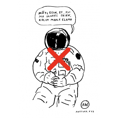 """Särk """"Kosmonaut"""""""