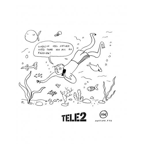"""Särk """"Tele2"""""""