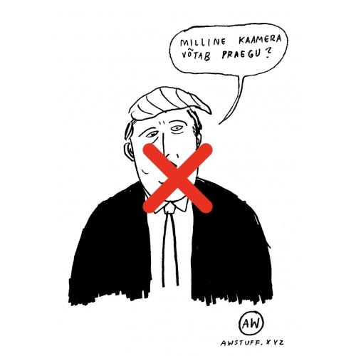 """Kott """"Mister Trump"""""""